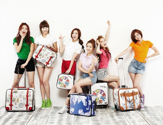 Dal Shabet As SONOVI Models