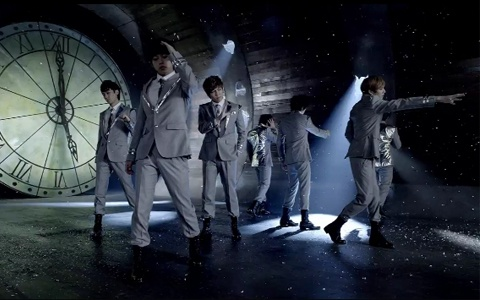 "Eat Your Kimchi Reviews U-Kiss' ""Tick Tack"" Music Video"