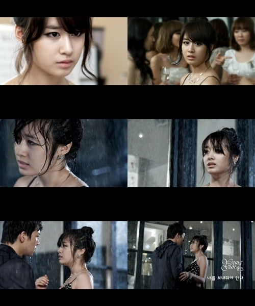 T-ara Member Appears in MV