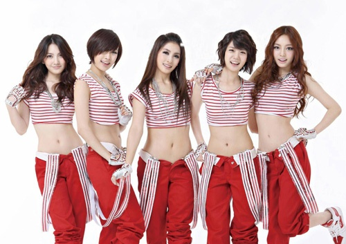 Kara Disappoints Japanese Fans with Tacky Wardrobe?
