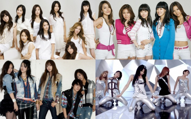 The K-Pop Girl Group Spectrum: Where Does Your Favorite Group Fit In?