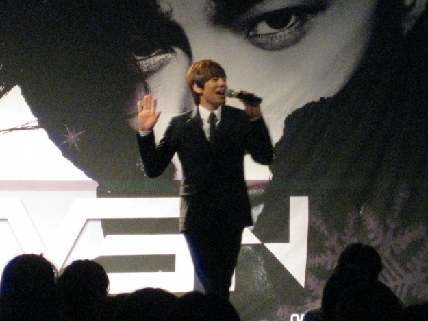 Se7en's Fan Meeting for Japanese Fans