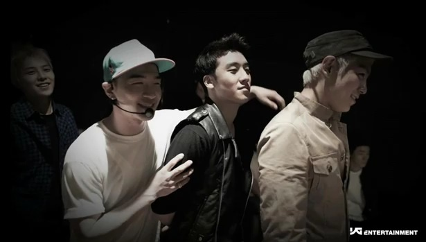 "Big Bang Reveals BTS Video from ""2011 Big Show"""