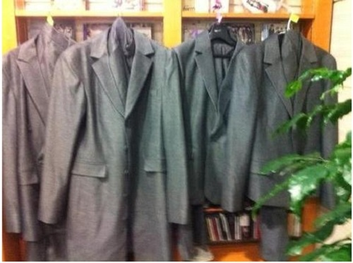 Buy 2AM's Suits on eBay and Support Japanese Relief Efforts
