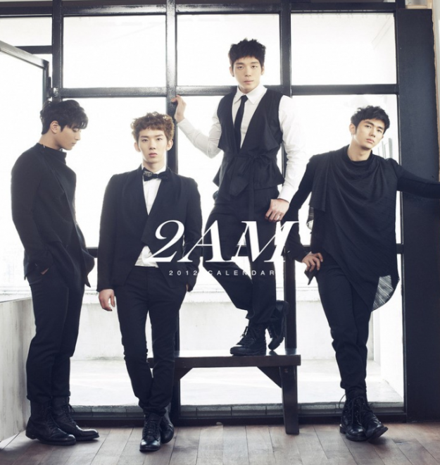 2AM Explains Why They Didn't Use Park Jin Young's Songs in Their New Album