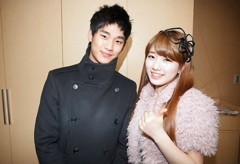 "Kim Soo Hyun Complained to miss A's Suzy because She Wasn't Watching ""The Moon that Embraces the Sun"""
