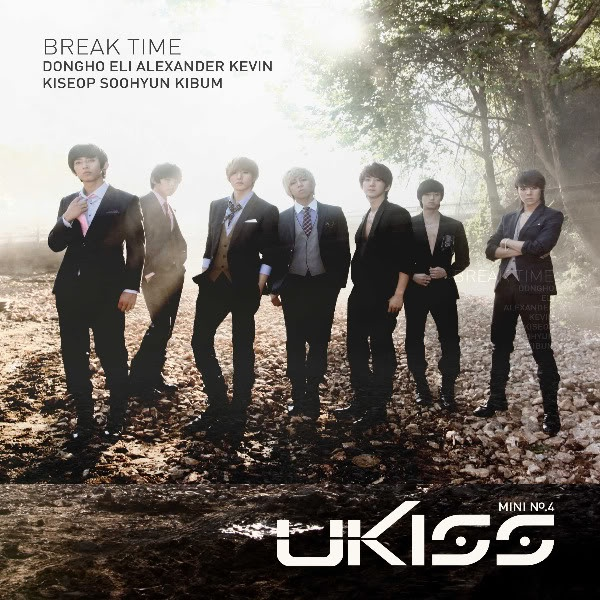 Album Review – U-KISS – Mini-Album 4: Break Time