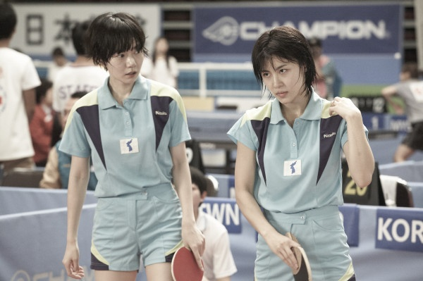 "Trailer for Ha Ji Won's Ping Pong Film ""Korea"""