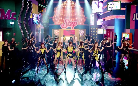 "KARA Releases ""Step"" Music Video"