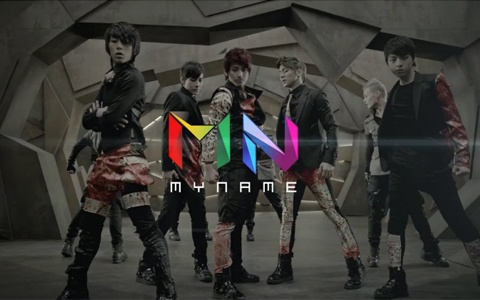 "MYNAME Releases Debut MV ""Message"""