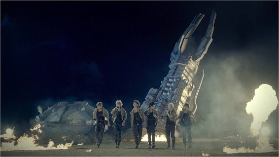 "B.A.P Returns with Full MV for ""Power"""