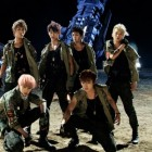 B.A.P Becomes Cover Models for Taiwanese Magazine