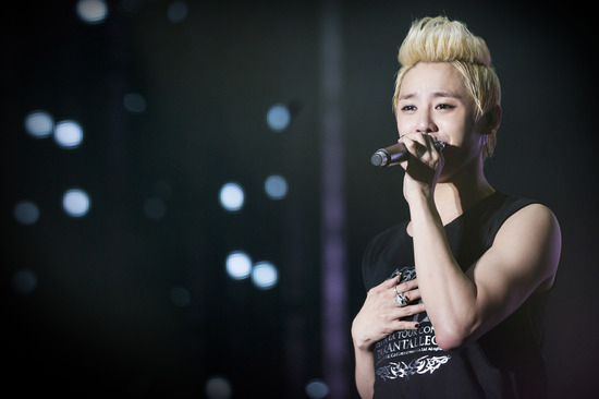 JYJ's Junsu Shed Tears During His First Solo Asian Tour