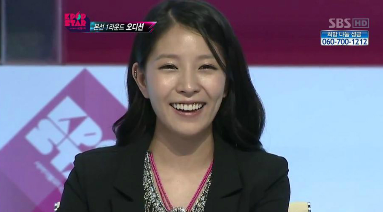 "BoA Judge on SBS' ""K-Pop Star"""