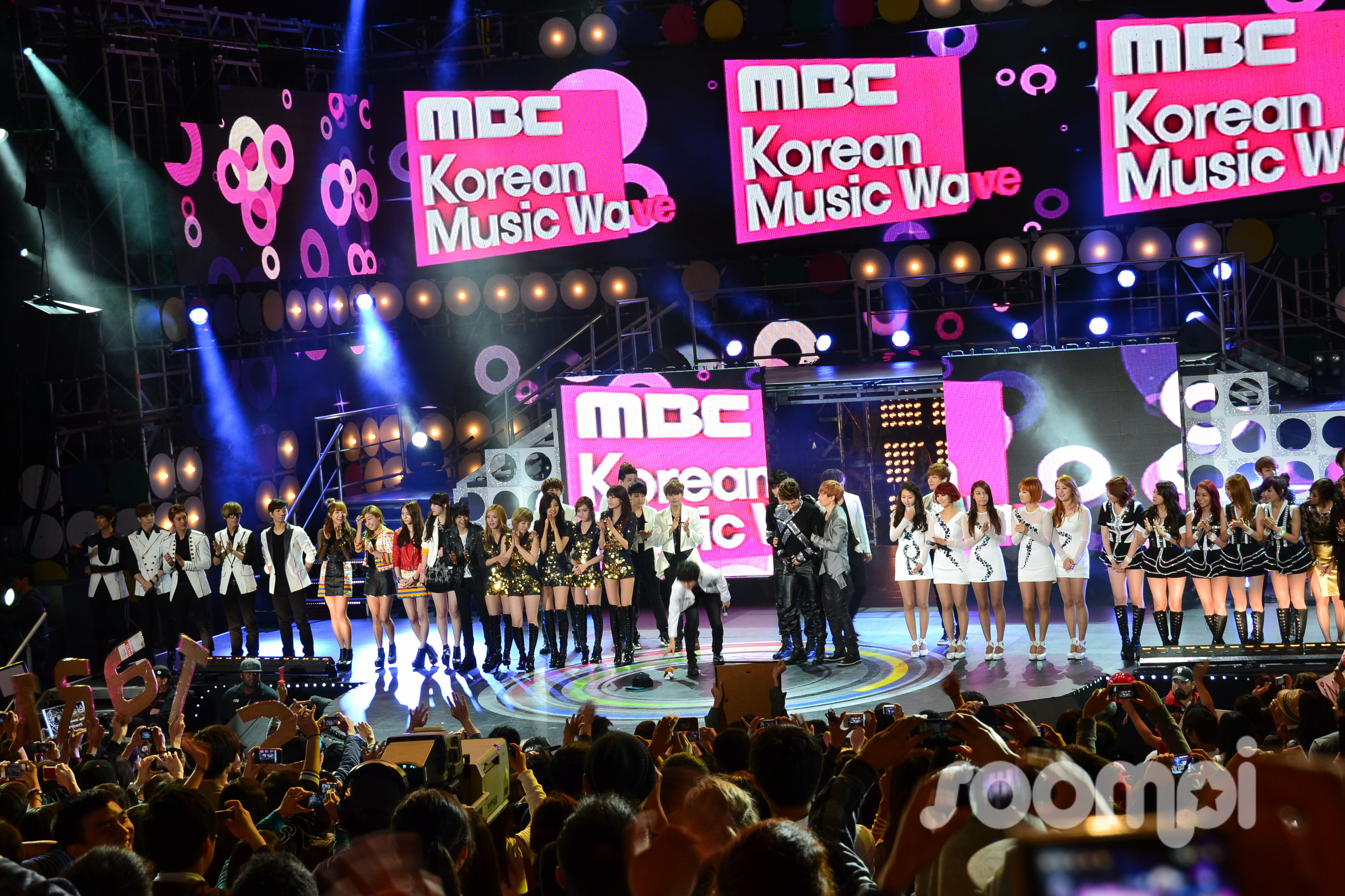 [Concert Review] MBC Korean Music Wave in Google