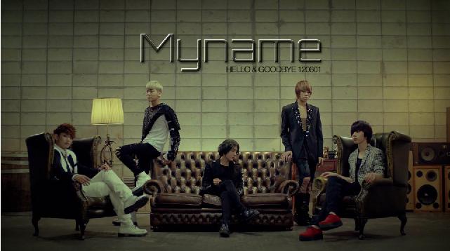 "MYNAME Releases Dance Teaser for ""Hello & Goodbye"""