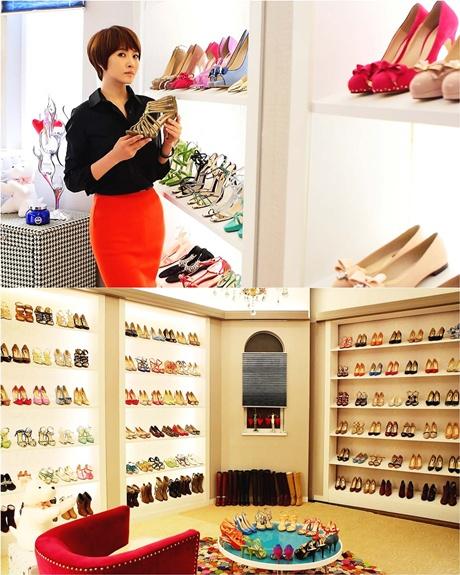 I Do I Do shoe closet