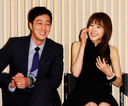 So Ji Sub Feels a Generation Gap with Co-Star Lee Yeon Hee Who Is 11 Years Younger?