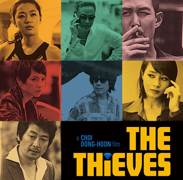 The Thieves Movies Poster