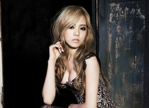 After School Lizzy Reveals Shockingly Sexy Teaser Image