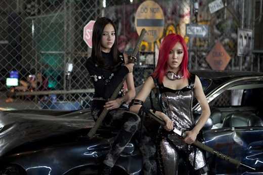 T-ara's Sexy MV Still Featuring Hyomin and Dani