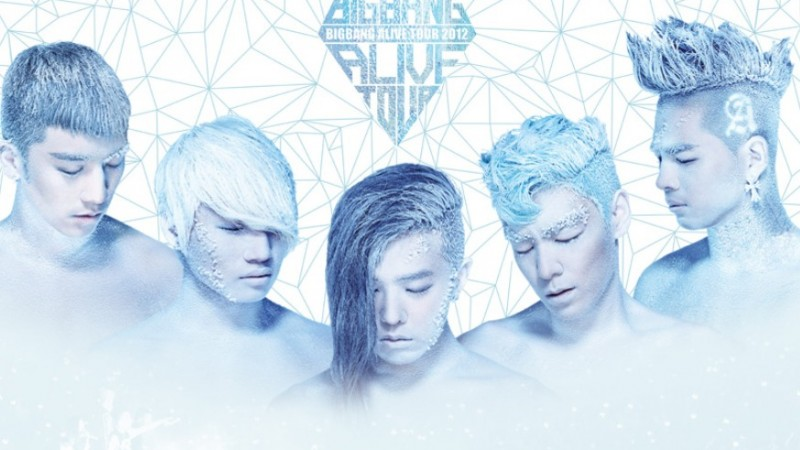 """Big Bang Alive World Tour 2012"" To Visit Peru and Brazil"