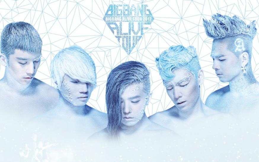 Big Bang - Alive World Tour