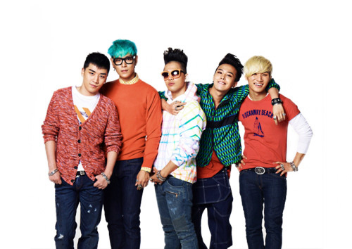 Big Bang's Concert Tickets Sold for over 1 Million Won ($1000)