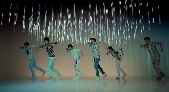 "Boyfriend Releases MV Teaser for ""Love Style"""