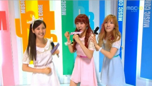 "Girls' Generation Tiffany Mistakenly Calls Infinite as ""7 Girls"""