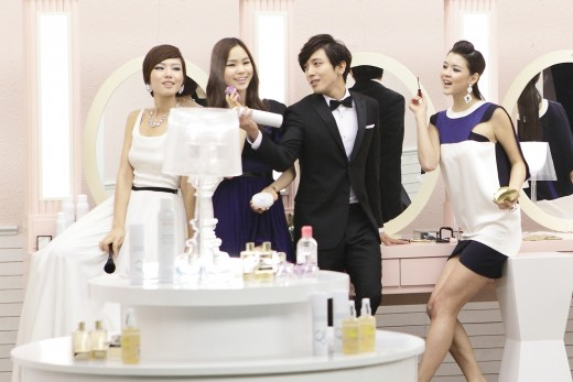 Jung Yong Hwa for CJ Olive Young CF