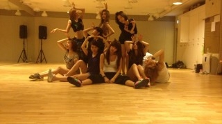 "T-ara ""Day By Day"" Dance Rehearsal"
