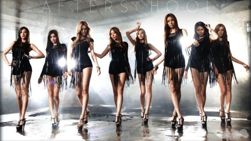 "After School's Teaser Group Shot for ""Flashback"" Brings Speculations for New Leader"