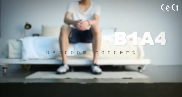 B1A4's Exclusive Bedroom Concert with Ceci