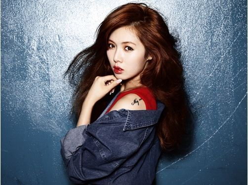 HyunA Wants to Open Her Dating Life Up to Public