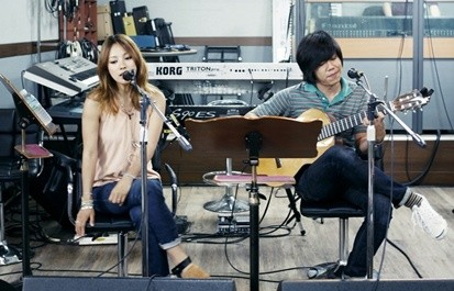 "Lee Hyori Prepares for ""Bo;da"" Concert with BF Lee Sang Soon"