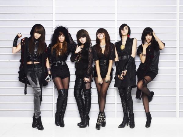 T-ara's Comeback Date Confirmed