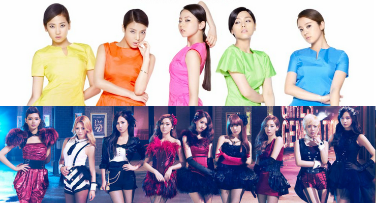 Wonder Girls Talk about Their Rivalry with Girls' Generation