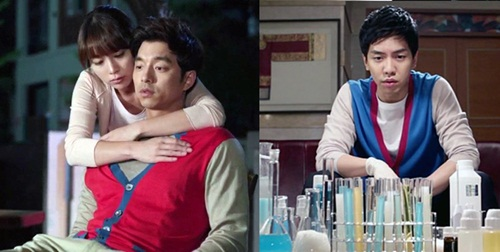 Who Wore It Better: Gong Yoo vs. Lee Seung Gi