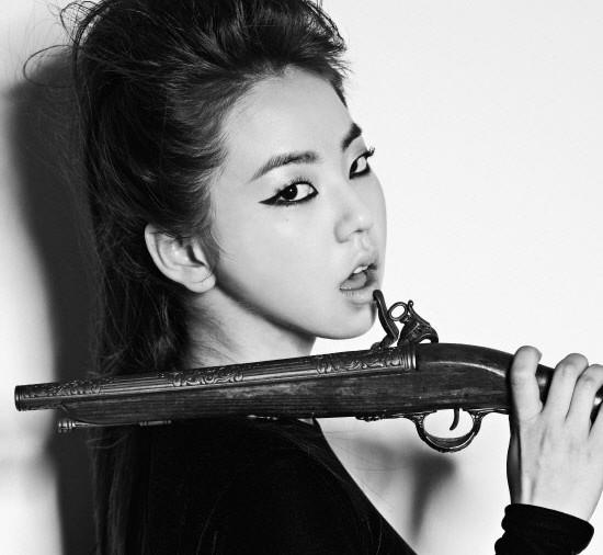 "Wonder Girls' Sohee Exudes ""Senior Force"""