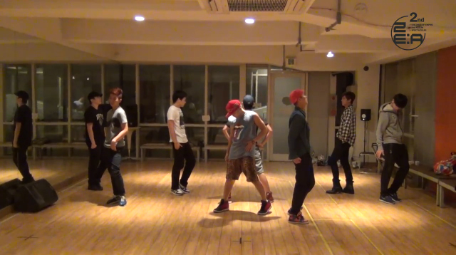 "ZE:A Releases Dance Practice for ""Aftermath"""