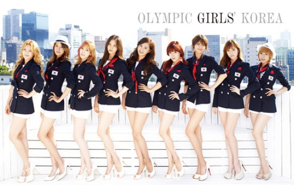 """Girls' Generation Gears Up for the Olympics through """"High Cut"""" Pictorial"""