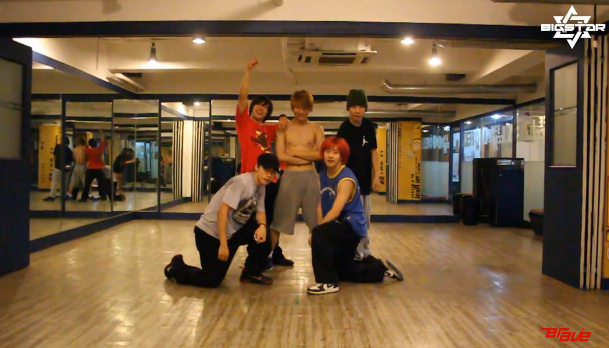 "BIGSTAR Releases Dance Practice Video for ""HOTBOY"""