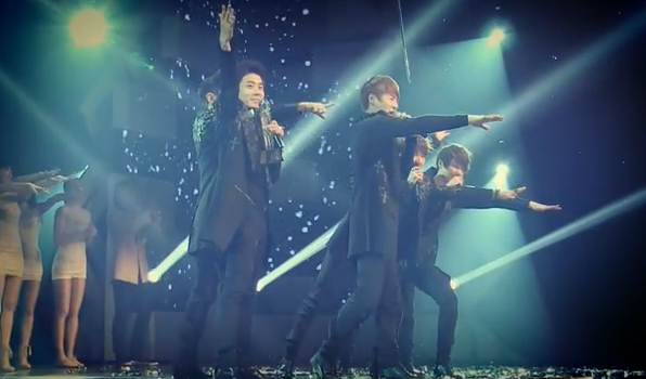 Shinhwa Releases BTS Videos From Their Asia Tour