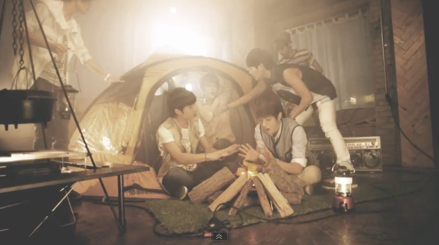 Infinite Reveals Video Teaser for Summer Concerts