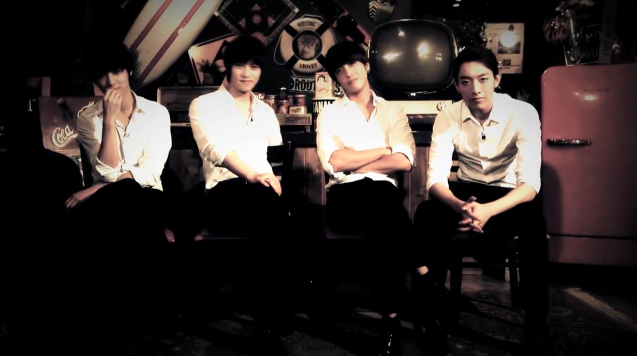 CN Blue Releases Endorsement MV for T.G.I Friday's