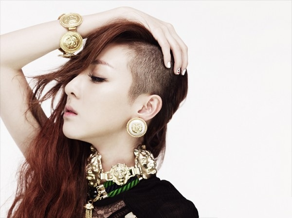 "2NE1's Dara Shows Off Her ""Joseon Dynasty"" Hairstyle"
