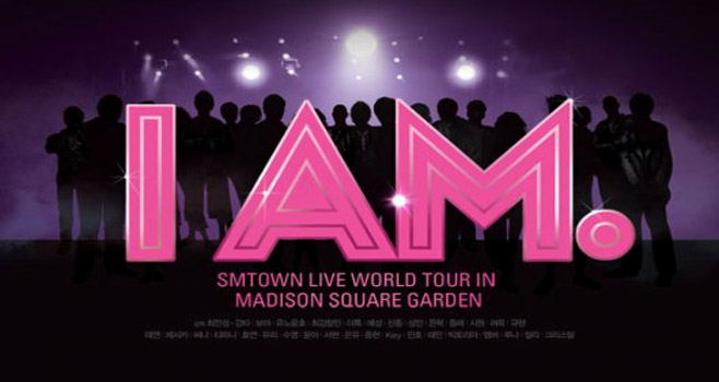 "SM Entertainment ""I AM"" to Screen at CGV Cinemas Los Angeles + Ticket Giveaway Info"