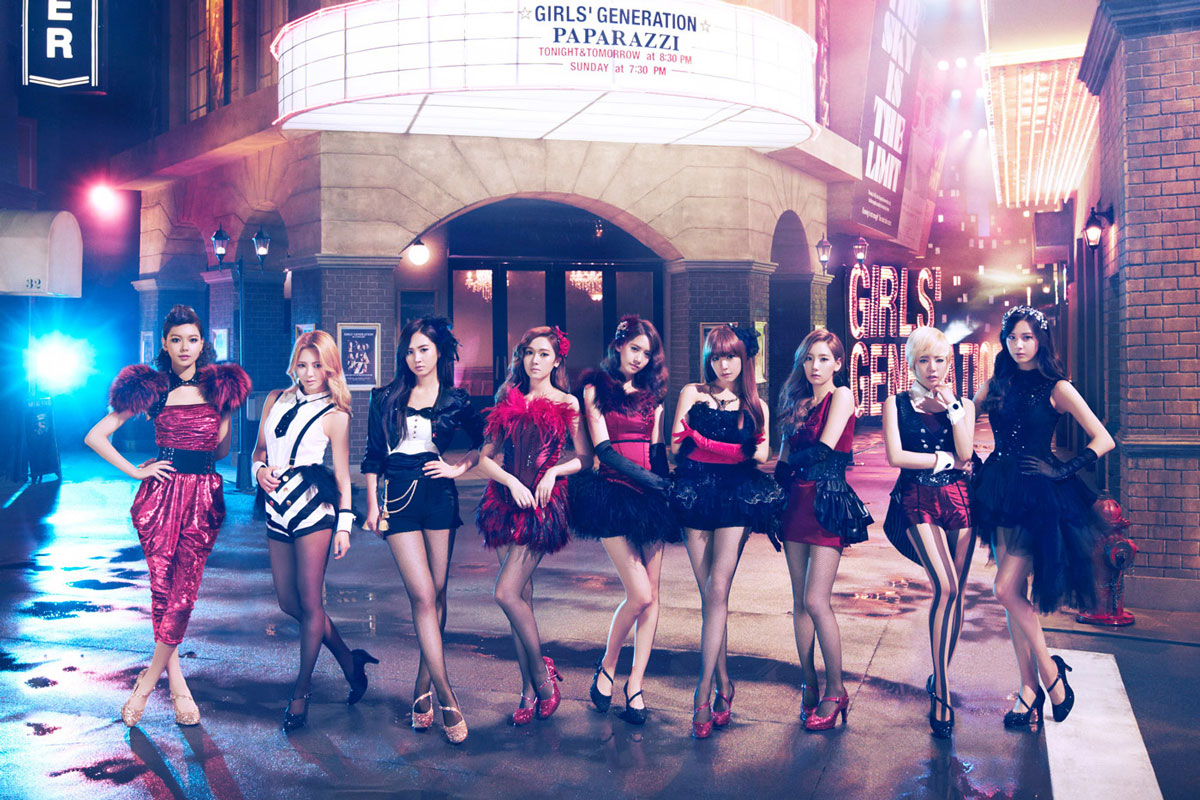 "Girls' Generation First Celebrities to Reach 1 Million ""Plus Friends"""
