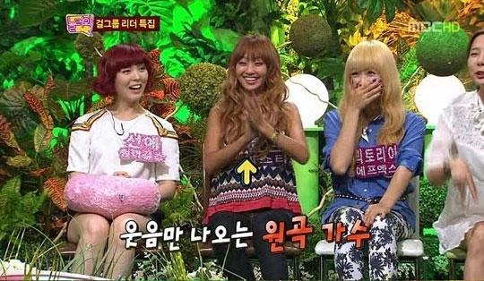 SISTAR's Hyorin's Dark Skin Gets Compared